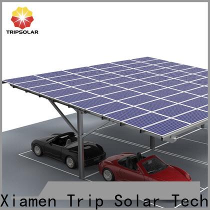 TripSolar Best solar carport manufacturers factory