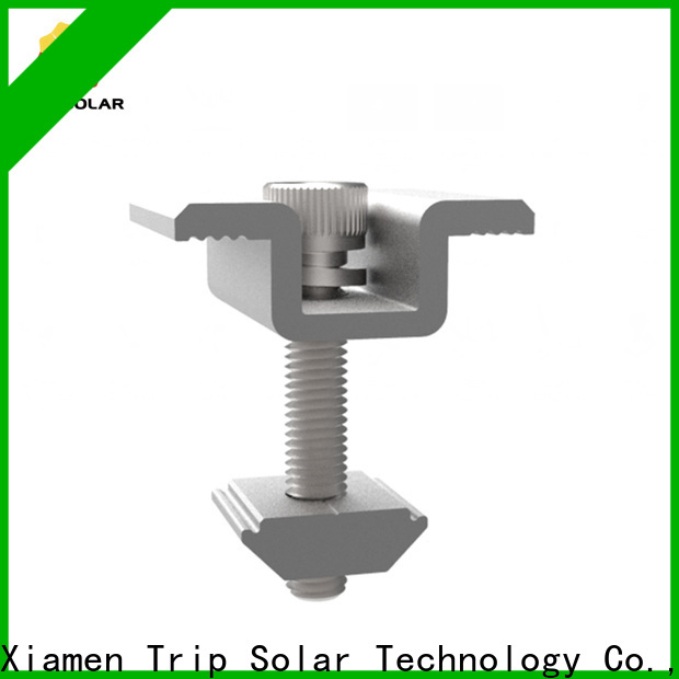 TripSolar top of pole solar panel mount Suppliers