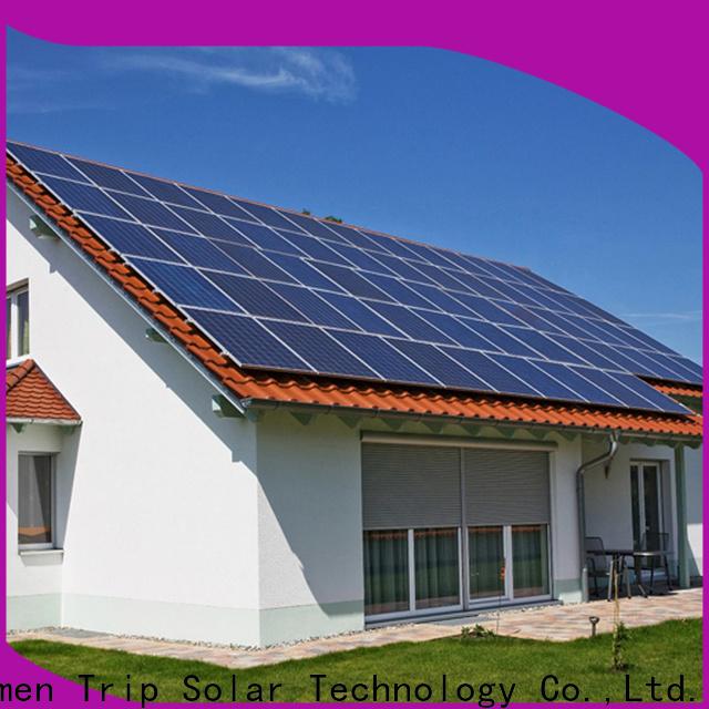 TripSolar Latest solar carport Suppliers