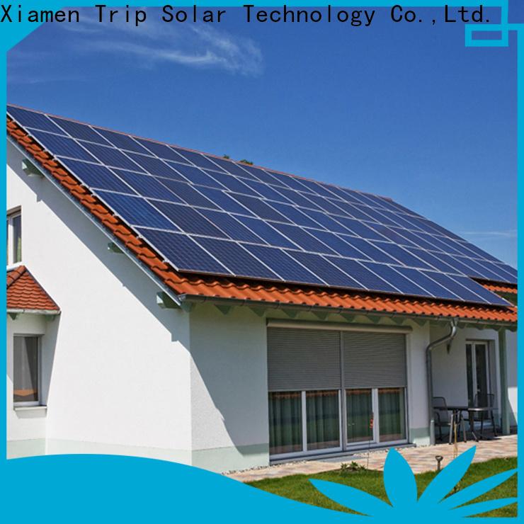 TripSolar solar carport manufacturers company