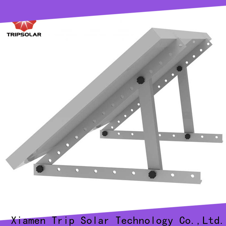 TripSolar solar panel metal roof mounting systems manufacturers