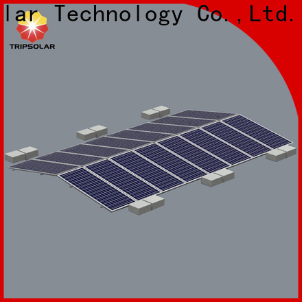 New solar panel roof mounting hardware factory