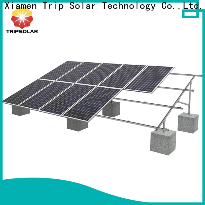 TripSolar High-quality ground mounted solar panels Suppliers
