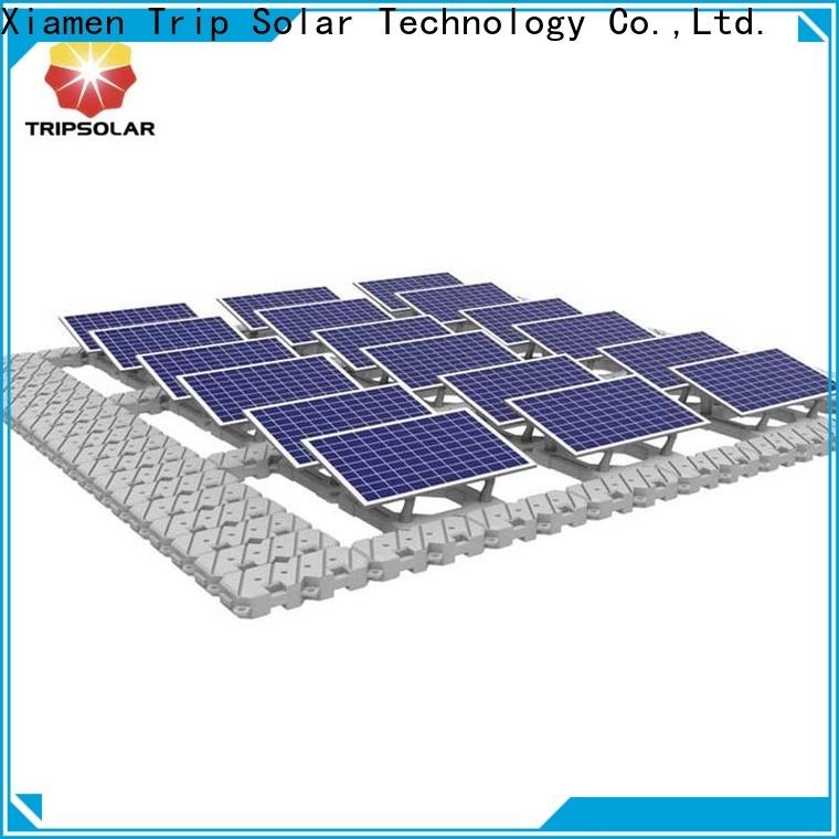 TripSolar floating solar system Supply