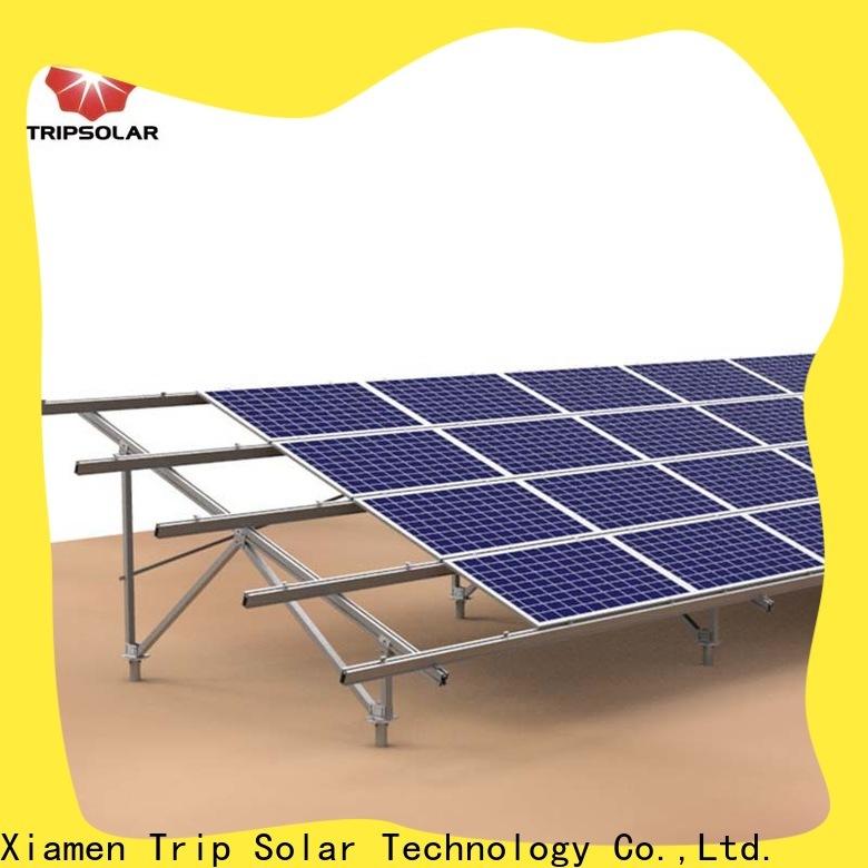 Best ground mount solar frame for business