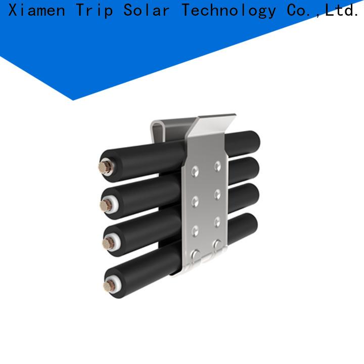 TripSolar solar pole mounts for business