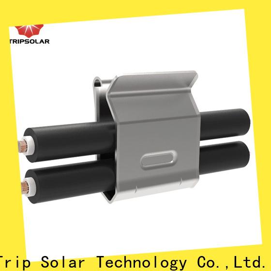 TripSolar Latest solar roof rail company