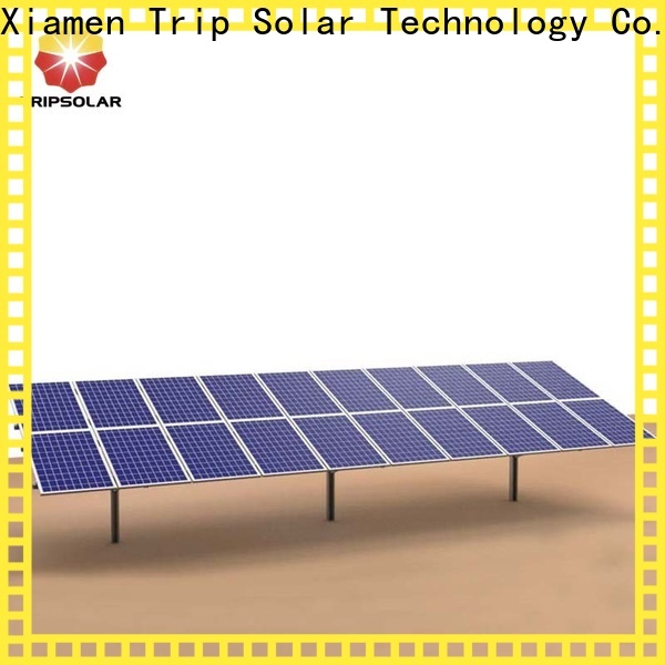 Wholesale ground mount solar racking manufacturers