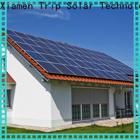 Custom solar components factory