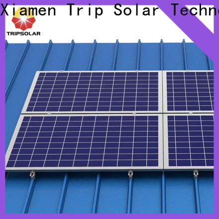 Custom solar panel roof brackets Suppliers