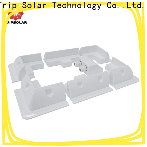 TripSolar Top solar panel mounting kit for business
