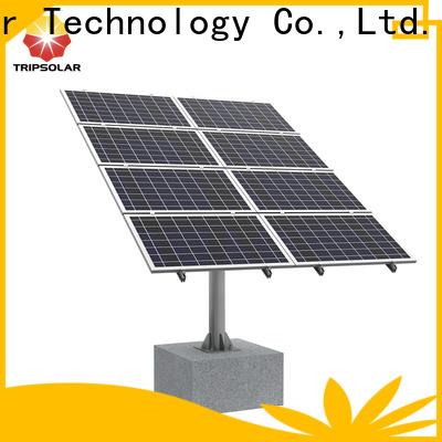 TripSolar Custom solar panel pole mount kit Suppliers