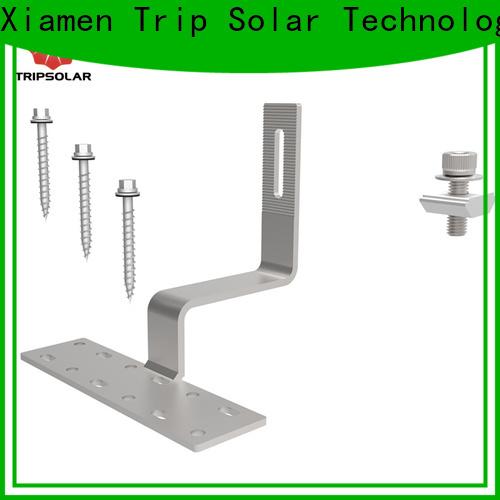TripSolar New solar panel mounting rail factory