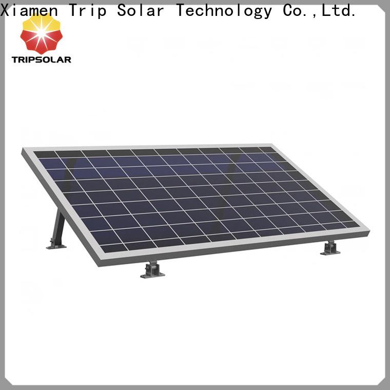 Custom adjustable solar panel mounting bracket manufacturers