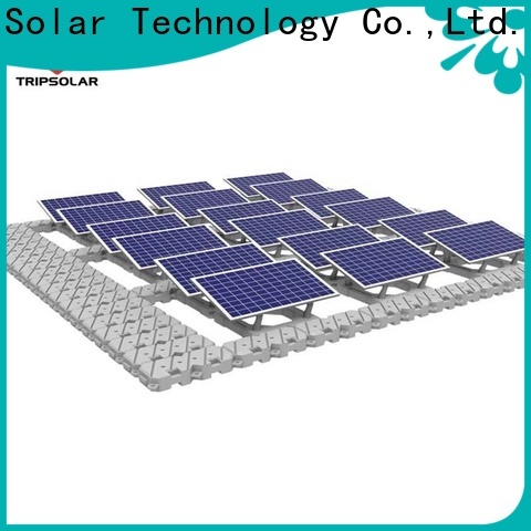 TripSolar solar floating system company