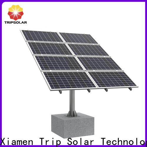 TripSolar Top solar ground mount Supply