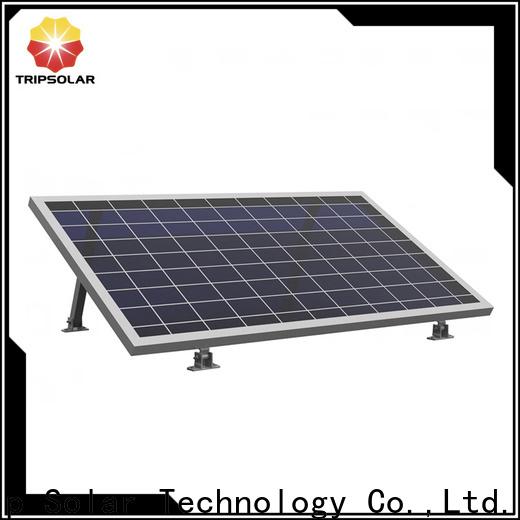 TripSolar Best rv solar panel mounts for business