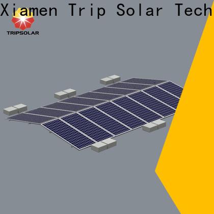 TripSolar solar panel roof mounting aluminum rail for business