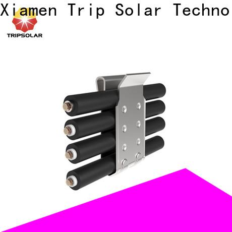 TripSolar High-quality solar clamp Supply