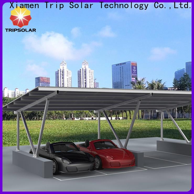 High-quality rbi solar canopy Supply