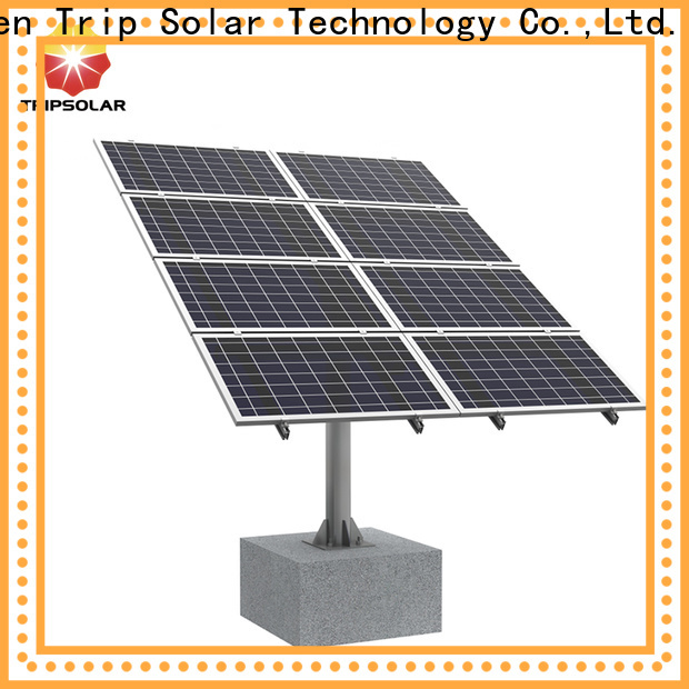 TripSolar solar panel pole mounting kit Supply