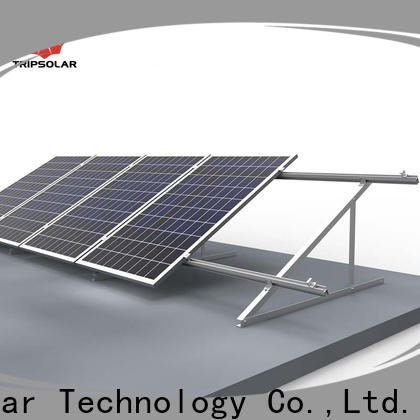 TripSolar solar panel roof mounting systems manufacturers