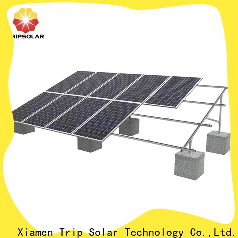 TripSolar Wholesale solar panels on ground manufacturers