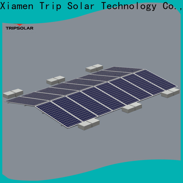 TripSolar High-quality solar panel roof mounts company